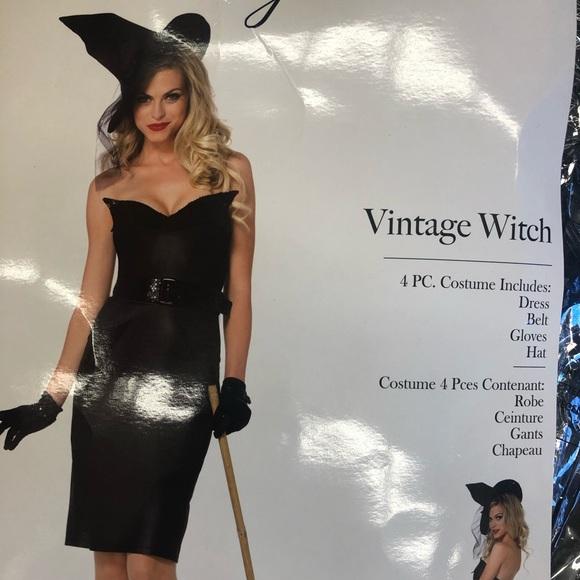 Leg Avenue Vibtage Witch Costume